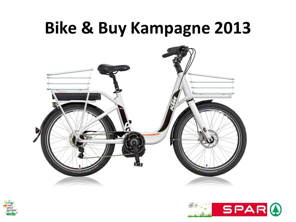 Bike & Buy Kampagne 2013