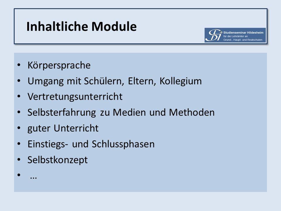 Dienstbesprechungen mit allen SL Seminarinterne Fortbildungen Wöchentliche Dienstbesprechungen der PSL Steuergruppen Vorbereitungsgruppen Seminarrat Zusammenarbeit mit Universität Hildesheim Mitarbeit bei GHR 300 (u.a.