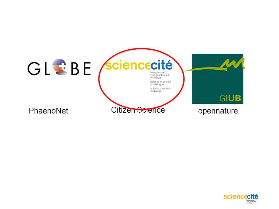PhaenoNetopennature Citizen Science