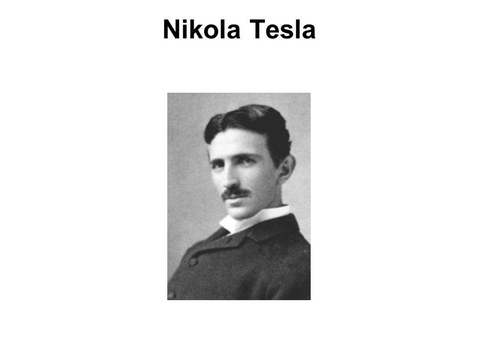 Personendaten NAME Tesla, Nikola Erfinder und ElektroingenieurErfinderngenieur GEBURTSDATUM 10.
