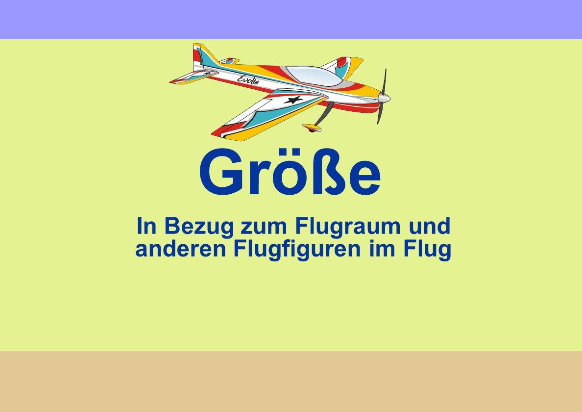 ARESTI SYSTEM Beginn der Flugfigur Ende der Flugfigur Normallage positive G-Belastung Rückenlage negative G-Belastung Rollenkreis (mit 3 R.