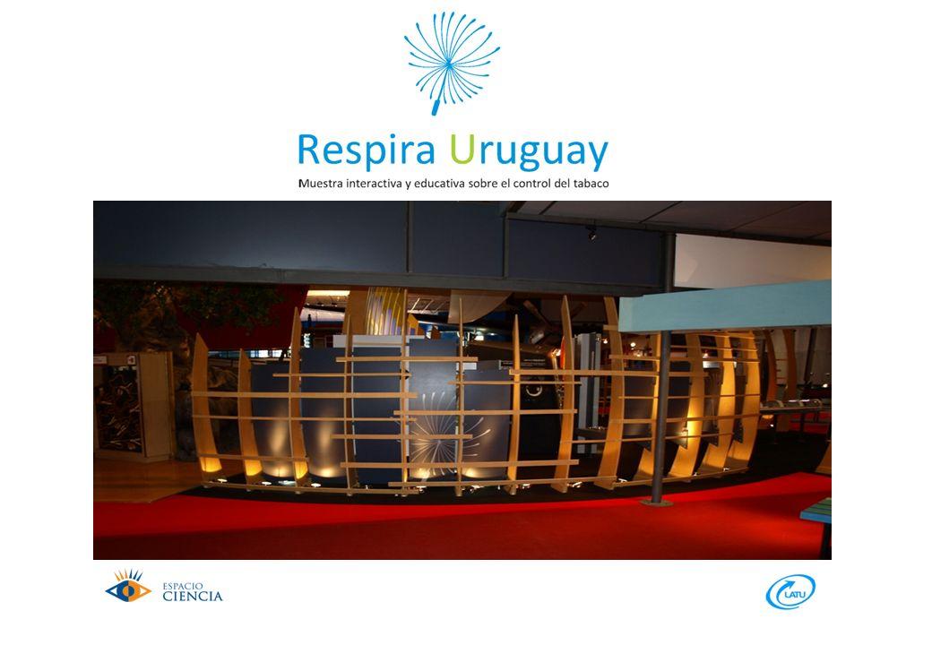 Respira Uruguay wurde auf der 3.