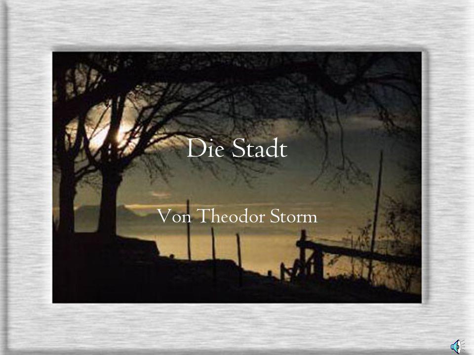 Die Stadt Von Theodor Storm