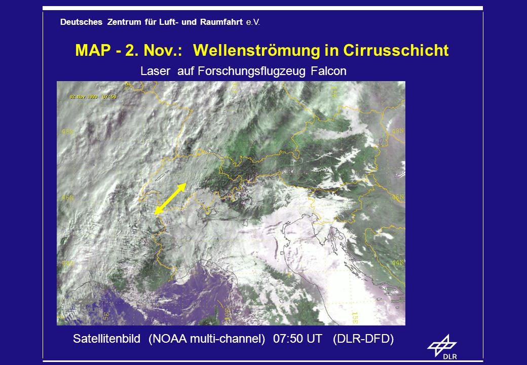 Deutsches Zentrum für Luft- und Raumfahrt e.V. MAP - 2.