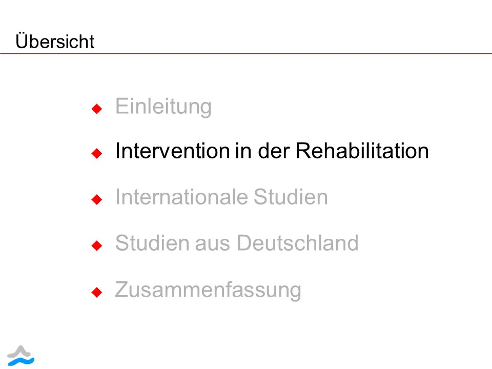 Intervention in der RehabilitationMedikation PROTECT.