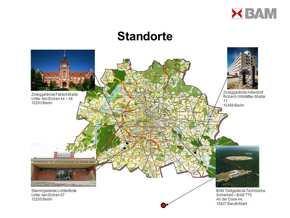 Standorte Zweiggelände Fabeckstraße Unter den Eichen 44 – 46 12203 Berlin Stammgelände Lichterfelde Unter den Eichen 87 12205 Berlin Zweiggelände Adle