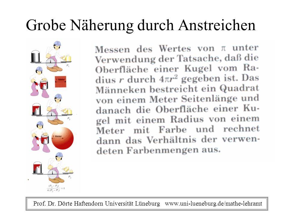 Prof. Dr. Dörte Haftendorn Universität Lüneburg www.uni-lueneburg.de/mathe-lehramt Japan im 17. Jh.