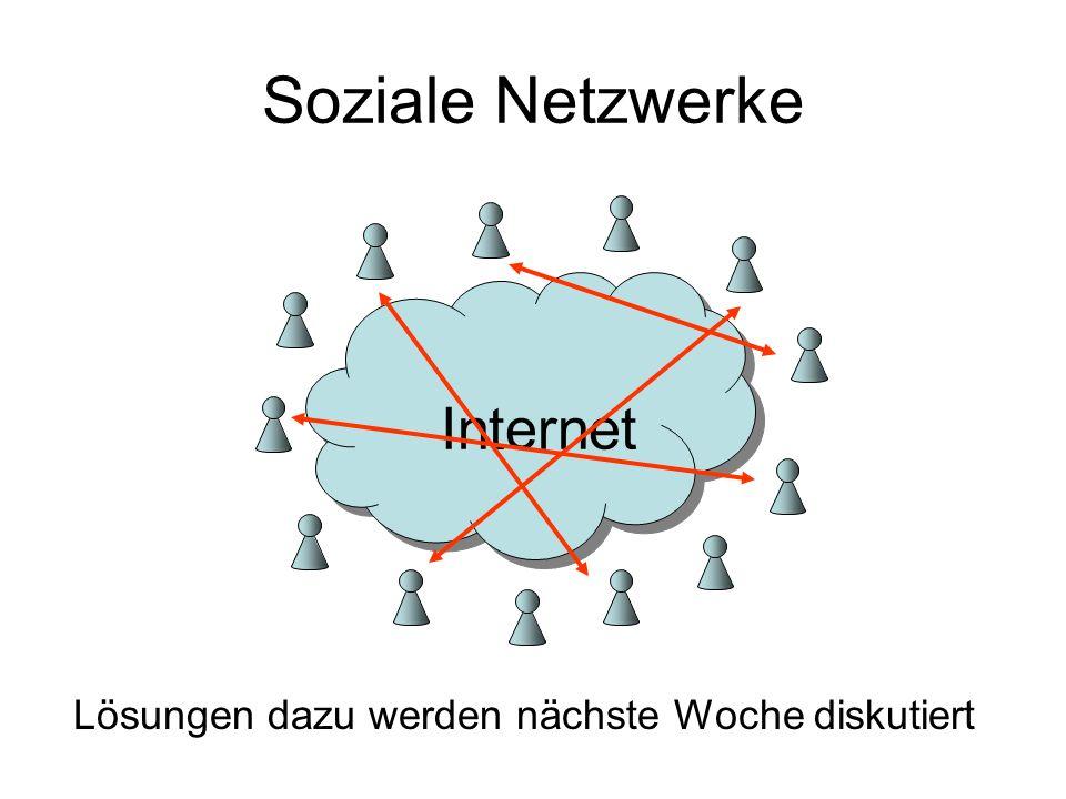 Übersicht Anwendungen der Subjects-Umgebung: SPAM-resistentes Email-System Robustes DNS Digital Rights Management Online Banking Soziale Netzwerke Mobilität Weitere Themen, die Sie interessieren?