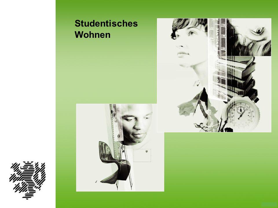 Studentisches Wohnen