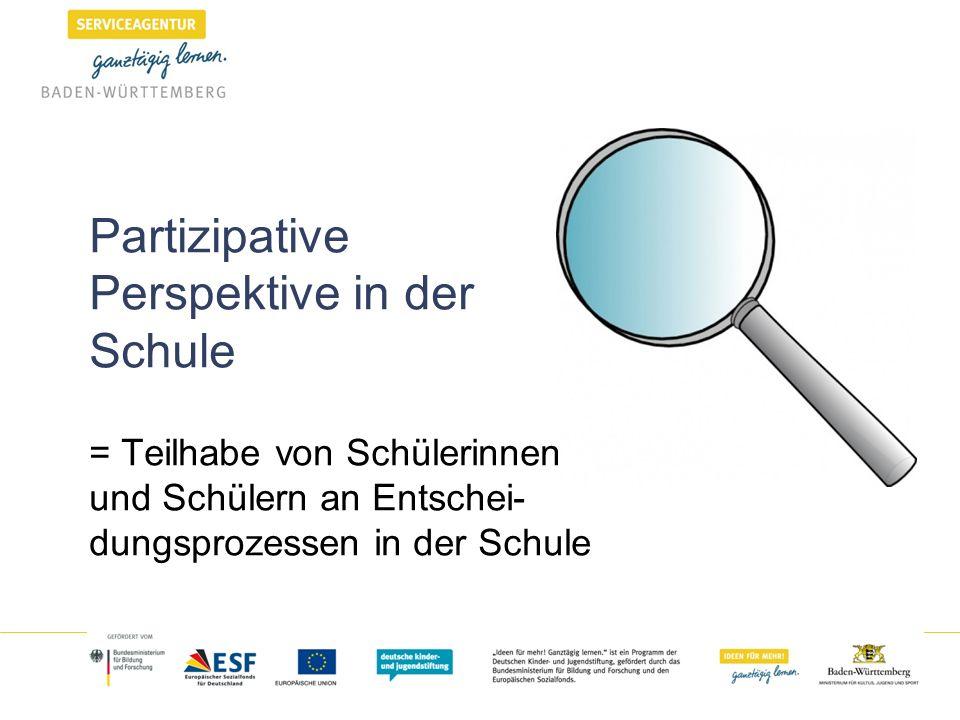 Um die Partizipation von Kindern und Jugendlichen in Deutschland ist es (noch) nicht gut bestellt.