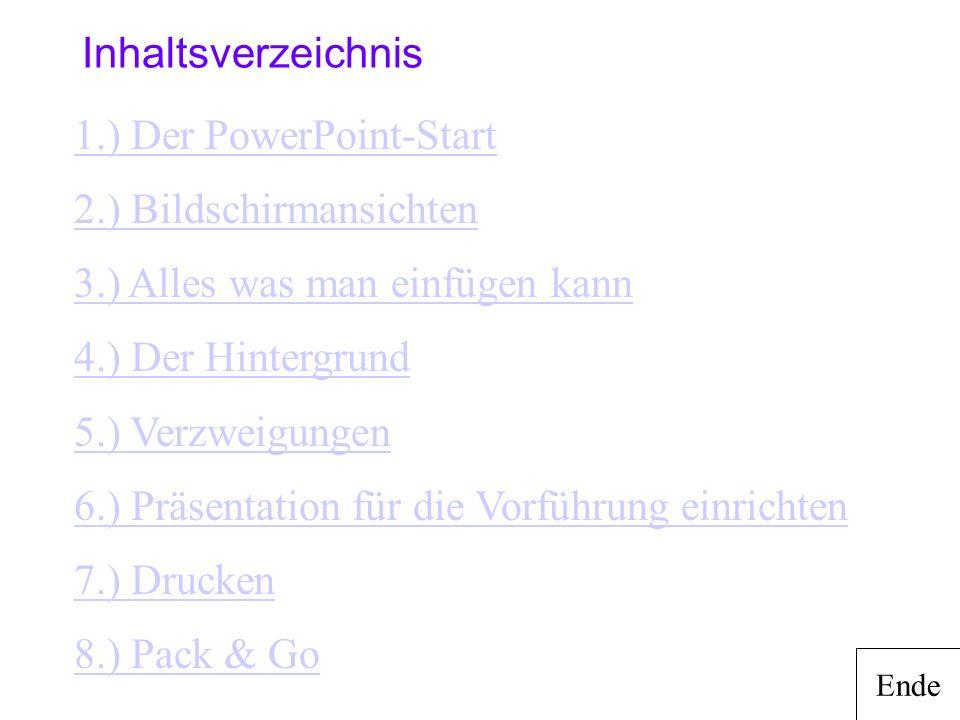 Spicker Ein kleines Nachschlagewerk zu PowerPoint Eva Diem, Neuenstein diem.demel@t-online.de