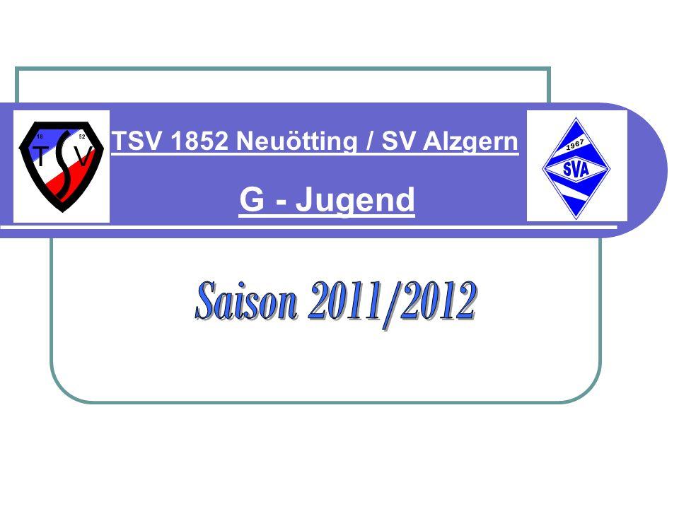 TSV 1852 Neuötting / SV Alzgern G - Jugend