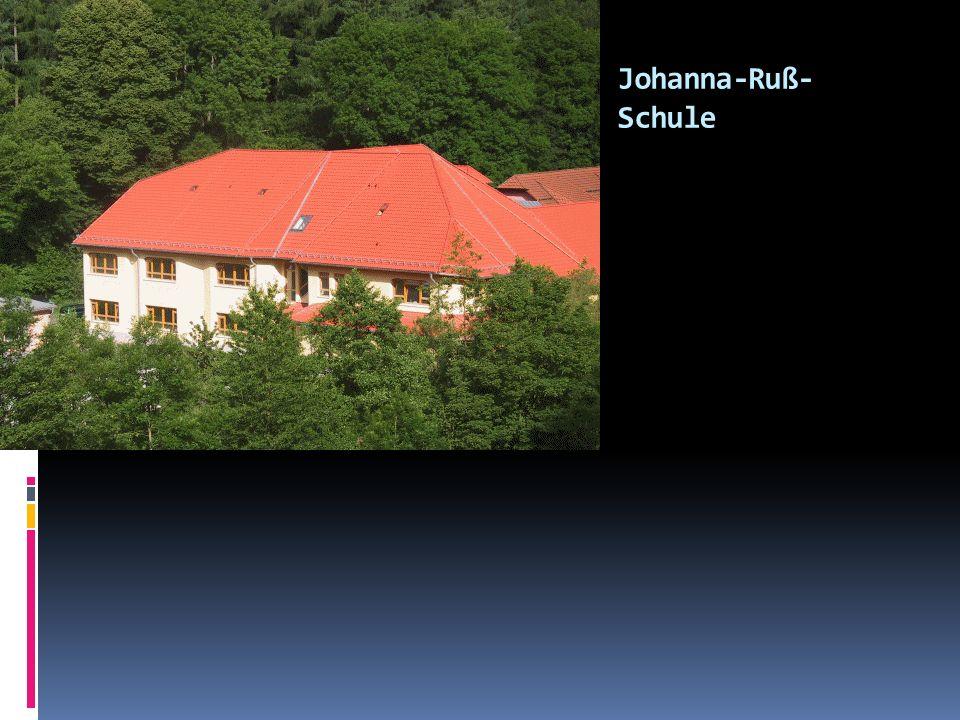 Johanna-Ruß- Schule