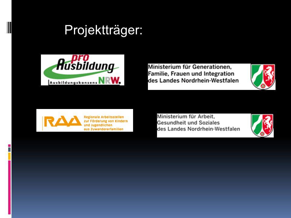 Projektträger: