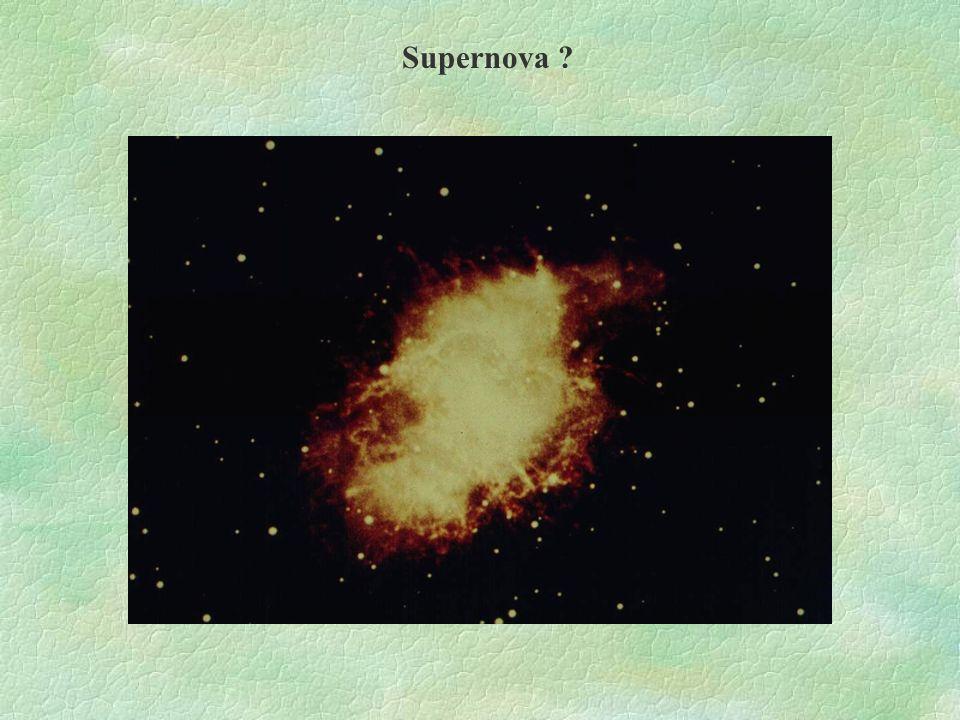 Supernova ?