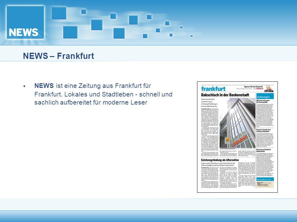 NEWS startet … am 14. September 2004