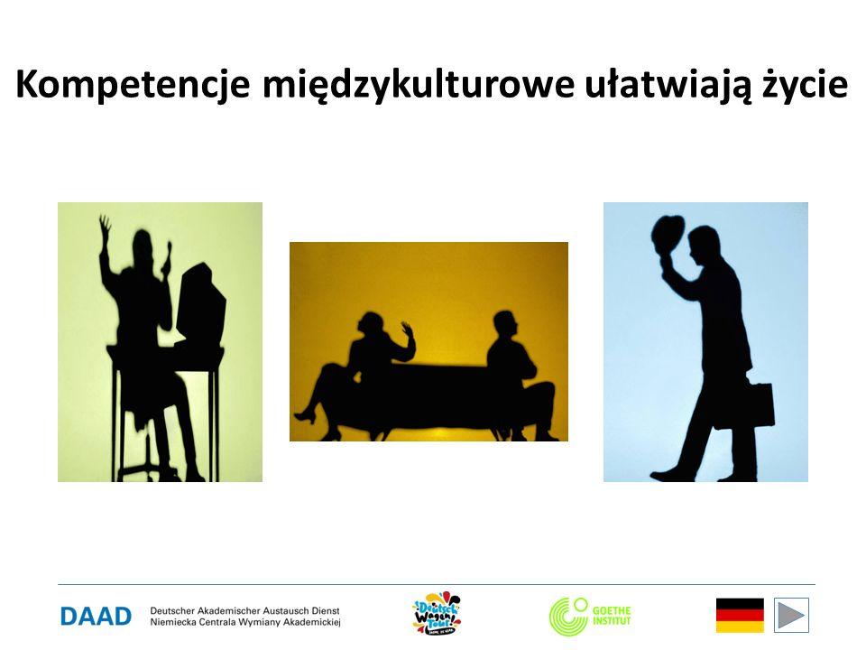 Kompetencje międzykulturowe ułatwiają życie