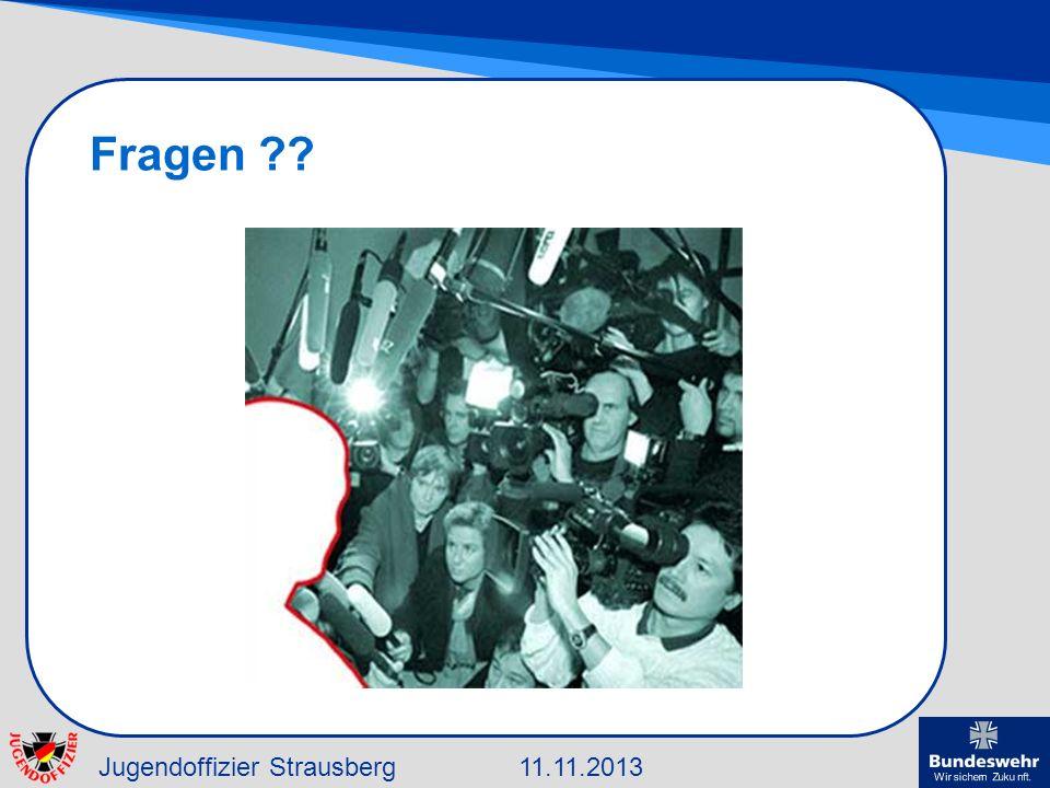 Jugendoffizier Strausberg11.11.2013 Fragen ??
