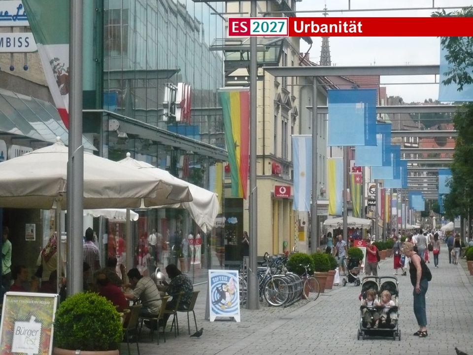 Titel Urbanität