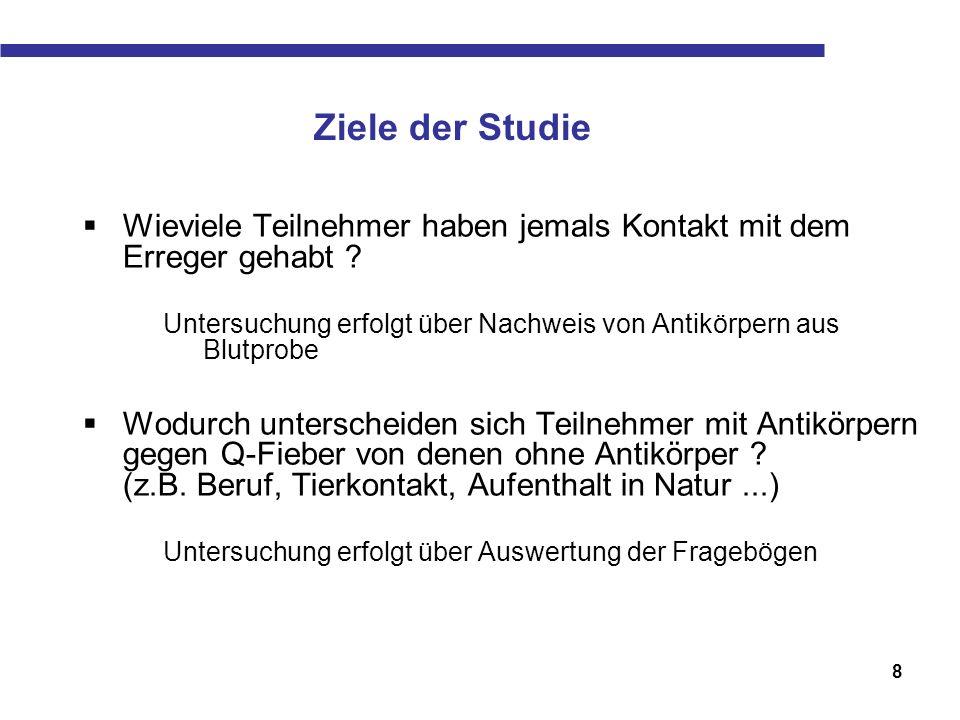9 Vorkommen von Q-Fieber in Gemeinden Baden-Württembergs