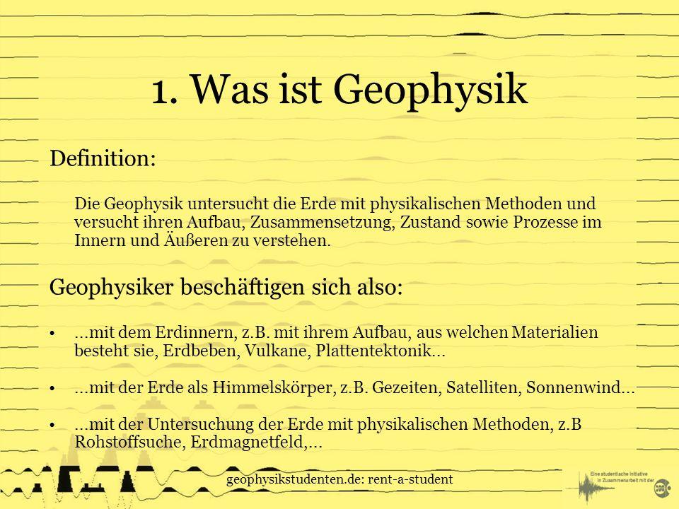 geophysikstudenten.de: rent-a-student 1.