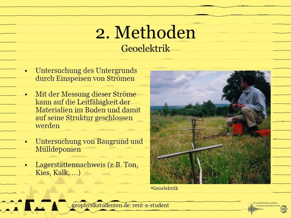 geophysikstudenten.de: rent-a-student 2.