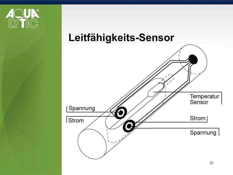 22 Leitfähigkeits-Sensor