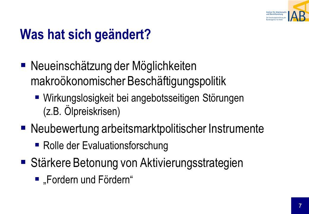 48 Frauenerwerbs(personen)quoten im internationalen Vergleich Civilian Female Labor Force / Female Working Age Population 14-64, Quelle: OECD
