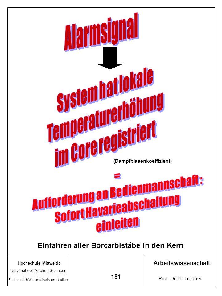 Hochschule Mittweida University of Applied Sciences Fachbereich Wirtschaftswissenschaften Arbeitswissenschaft Prof. Dr. H. Lindner 181 3. Unfallhergan