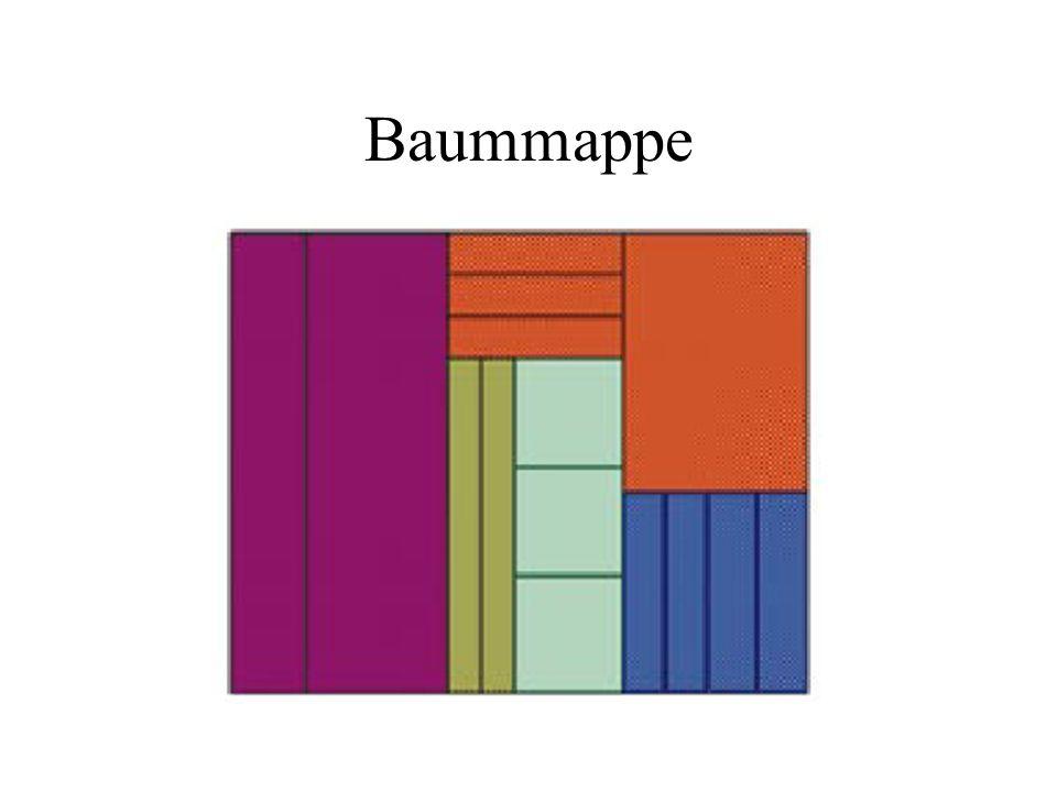 Baummappe