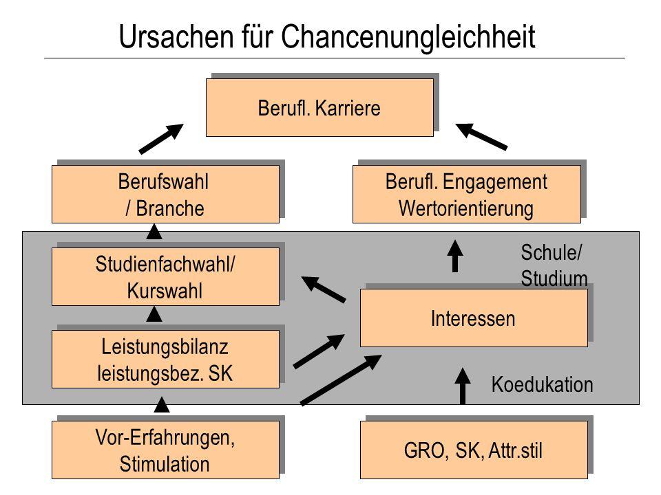 Empirische Studien zur Koedukation 3.Experimente / Modellversuche / Trainings Heppner et al.