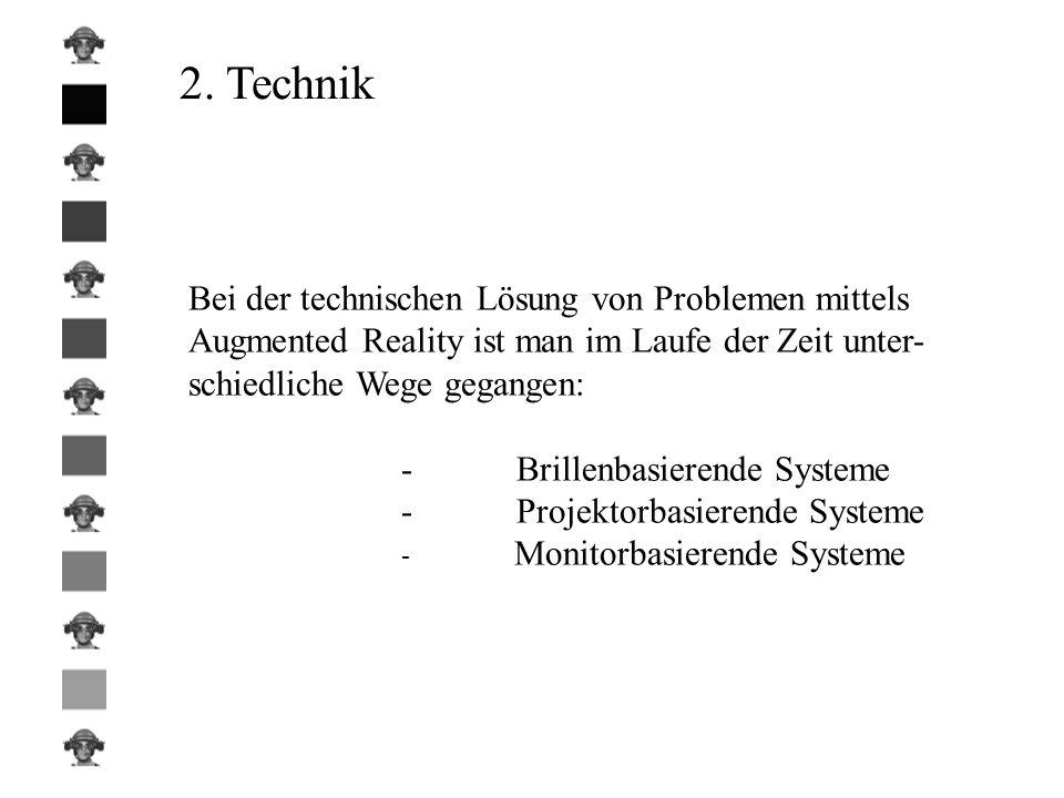 2.1.Brillenbasierende Systeme OST-HMD: ProView XL40/50STm Kaiser Electro-Optics Inc.
