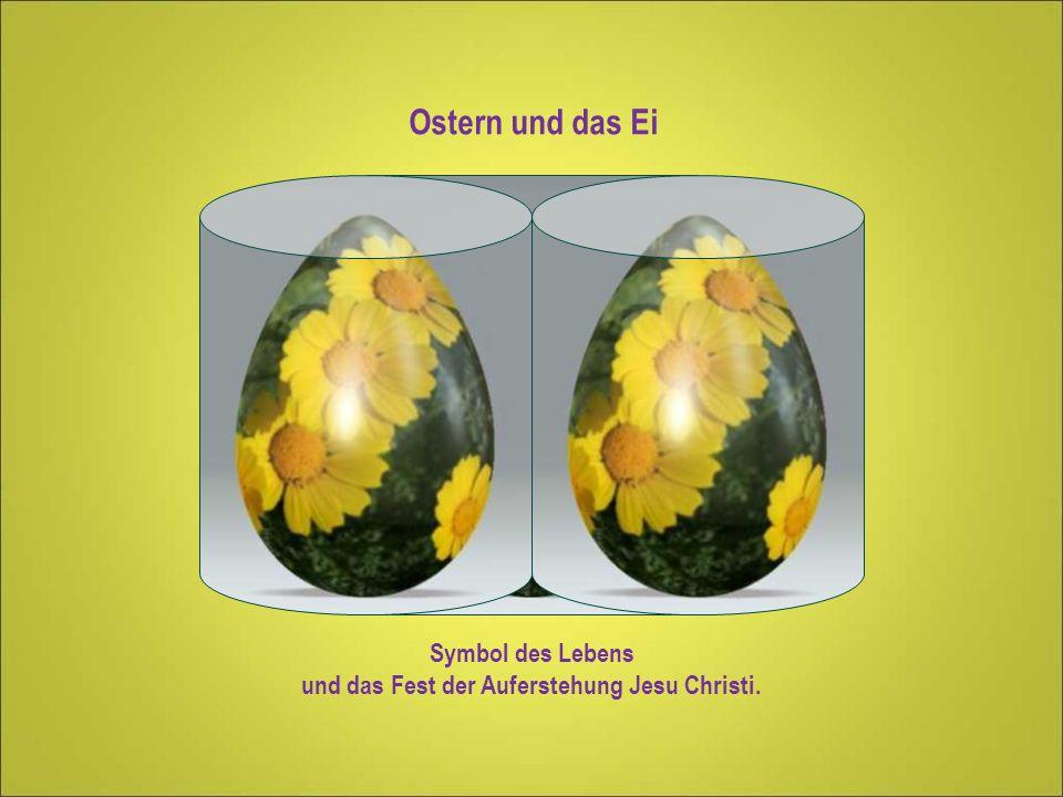 Mit Ostern beginnt auch das Frühlingserwachen.