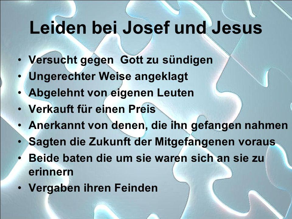 David: Vorhersagen zum Tod und Auferstehung Jesu Die Kreuzigung ist vorhergesagt: Psalm 22 + 69 –Gefühl der Gottverlassenheit: Psalm 22, 1; Mt 26,42 –Hässliche Reden der Widersacher: Ps 22,8; Mt 27,42- 43 –Glücksspiel um seine Kleider: Ps 22,18; Joh 19,23-24 Auferstehung: –Ps 22,22.25: triumphale Änderung des Grundtons zum Lob Gottes.