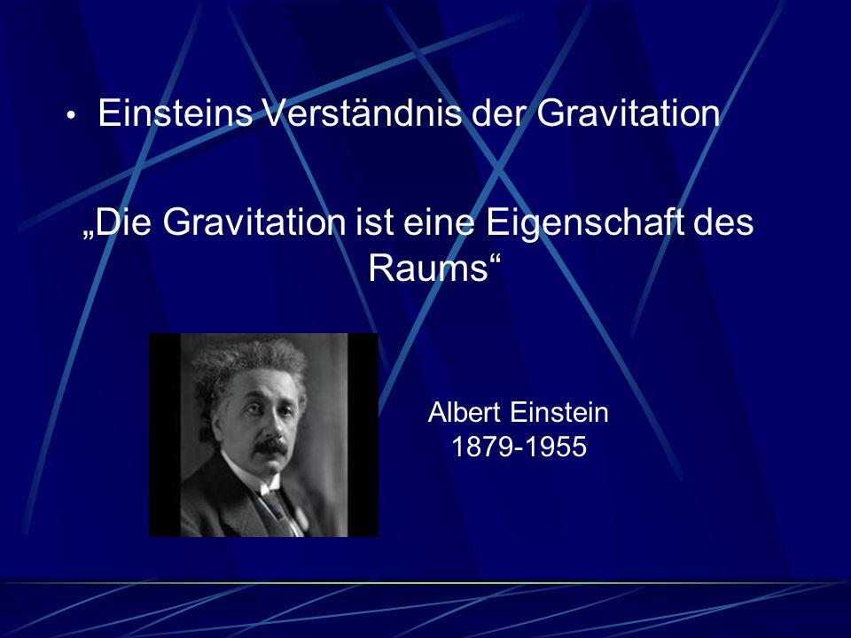 Es kommen nur kompakte kosmische Objekte als Quellen detektierbarer Gravitationswellen in Frage, bei denen große Beschleunigungen auftreten z.B.