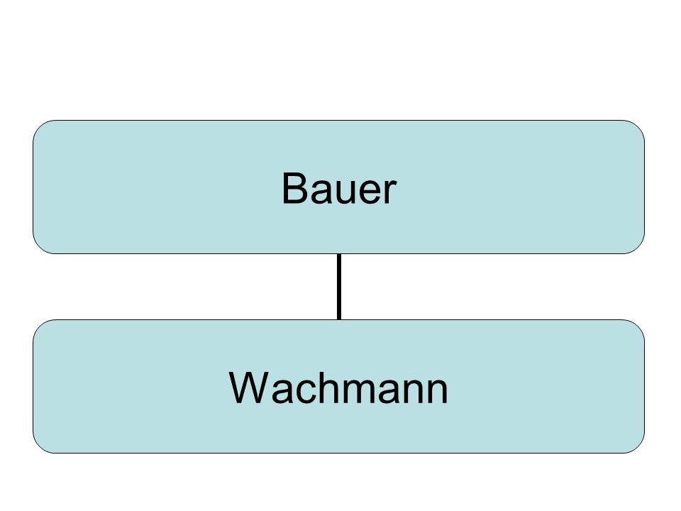 Bauer Wachmann