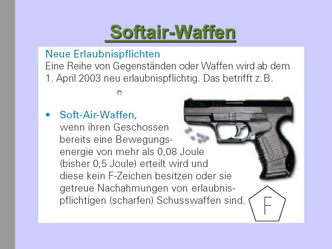 Schreckschuss-Waffen Schreckschuss-Waffen