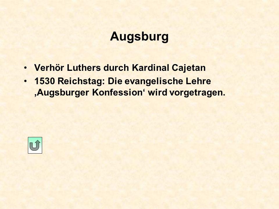 Wittenberg Mönch im Augustinerkloster Doktor der Theologie Professor der Bibelwissenschaft Anschlag der 95 Thesen am 31. Oktober 1517 Wohnort Luthers
