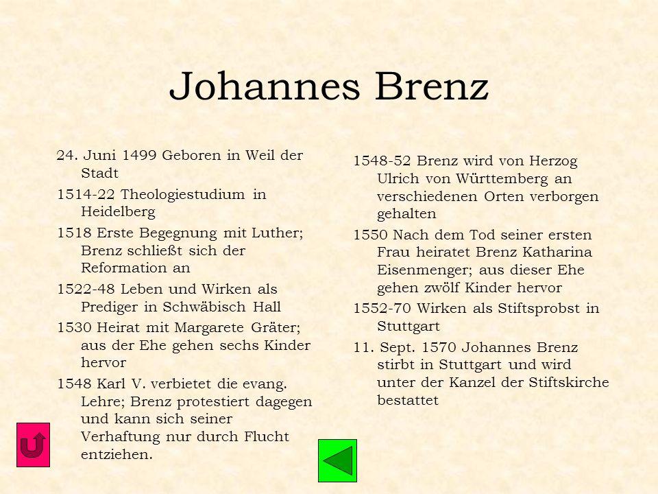 Thomas Müntzer Um 1490 Geboren in Stolberg/Harz 1519 Begegnung mit Martin Luther und Anschluss an die Reformation 1520 Prediger in Zwickau; hier Konta