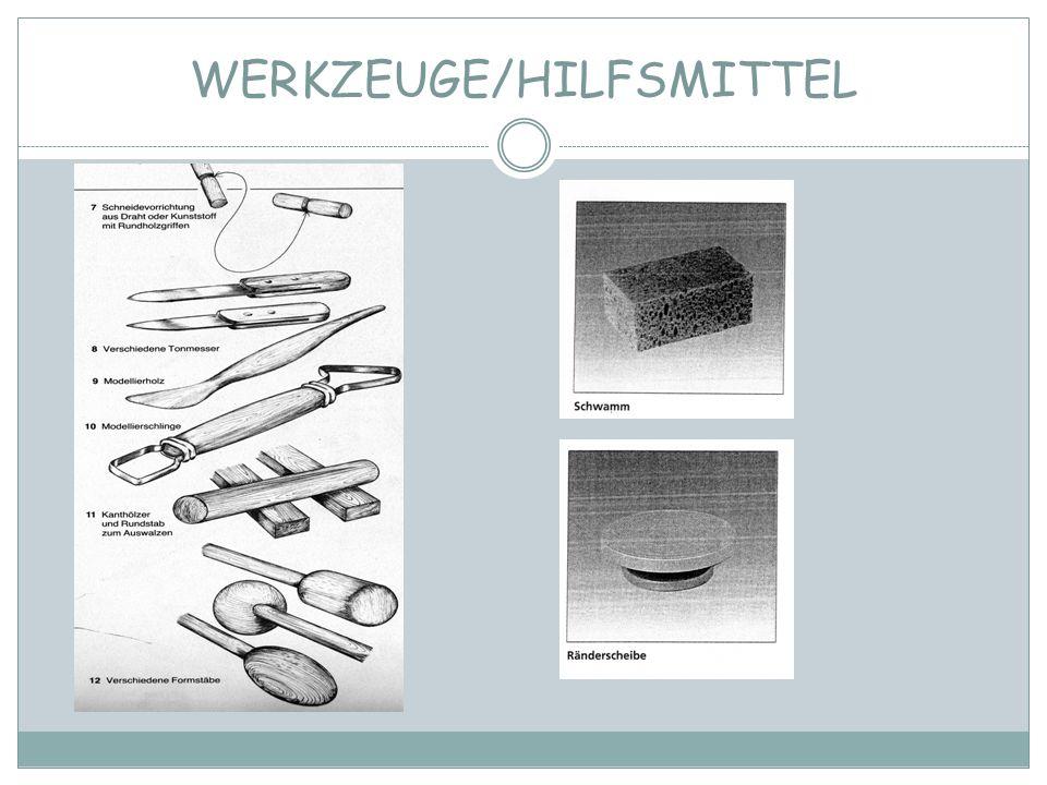 WERKZEUGE/HILFSMITTEL