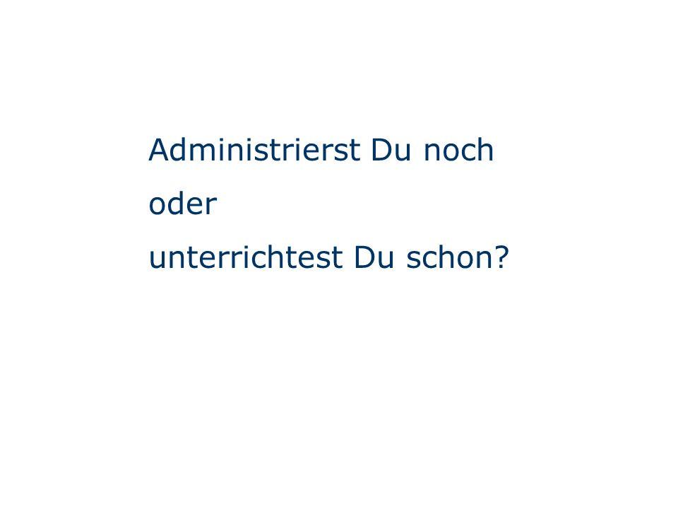 www.webadschool.de vernetztes Lernen am BWI weniger Administrationsaufwand besserer Unterricht