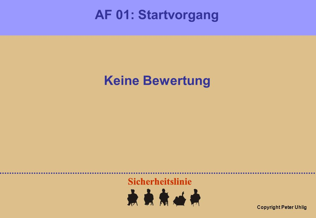 Copyright Peter Uhlig AF 11: Halbkreis Die Flughöhe bleibt während der ganzen Figur konstant.