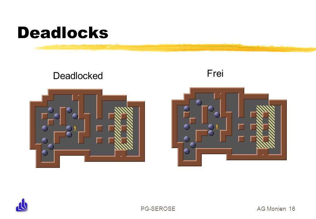 PG-SEROSEAG Monien 16 Deadlocks Deadlocked Frei