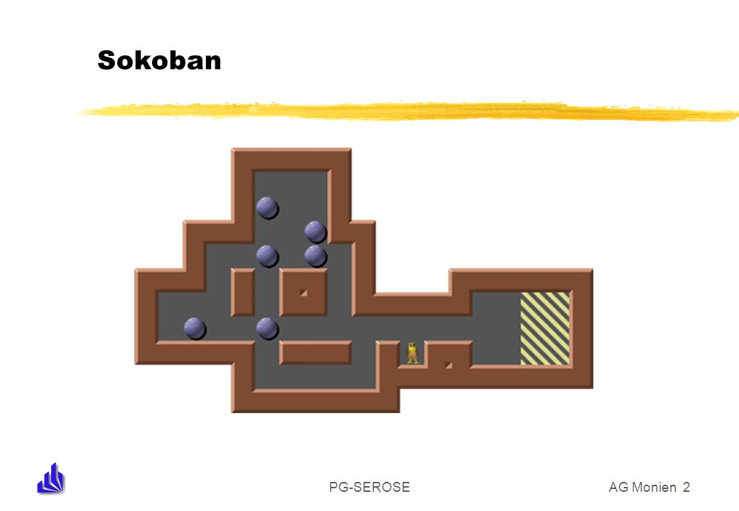 PG-SEROSEAG Monien 13 Deadlocks Lösung: 101-139, 80-42, 60-59, 121-120 143-124 145+166 usw.
