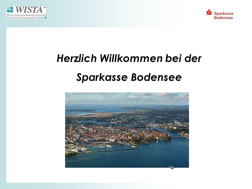 Herzlich Willkommen bei der Sparkasse Bodensee