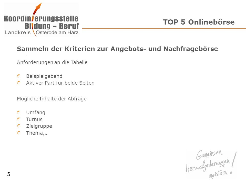 TOP 6 Organisatorisches 6 Fragen & Anregungen Terminvorschlag: Dienstag, 10.07.2012 16:00 Uhr