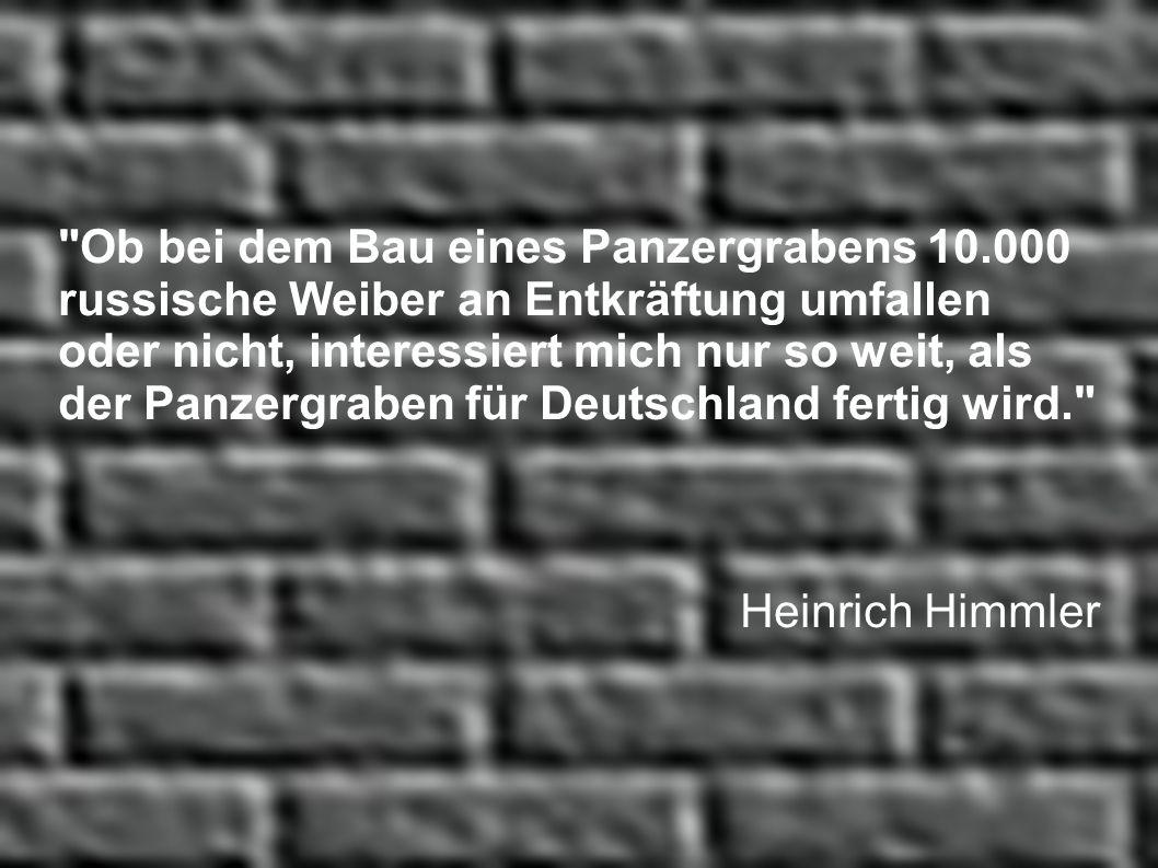 Unterschiede in der Besatzungspolitik Westen Eigene Zivilverwaltung Fortbestehen der alten Regierungen Osten Polen – Versuchte Germanisierung (bei max.