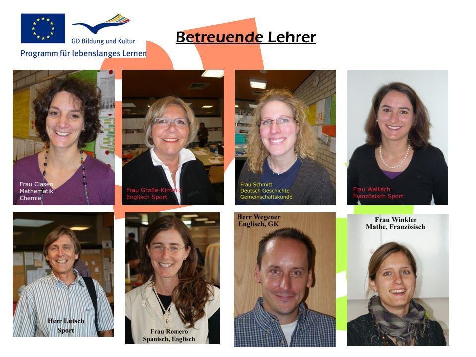 Partnerschulen - Spanien Sant Carles de la Ràpita (Cataluña) IES ELS ALFACS Besuchszeitraum: Januar 2011
