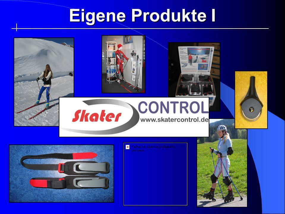 Eigene Produkte II