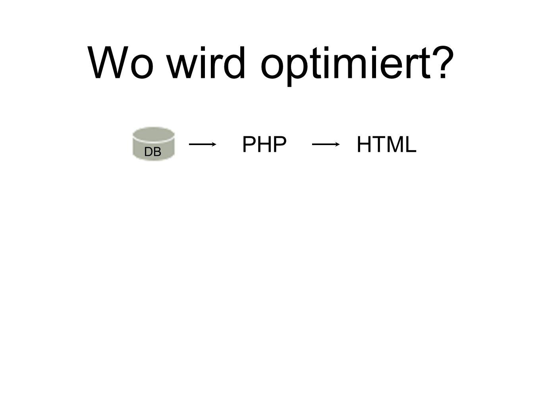 DB PHPHTML